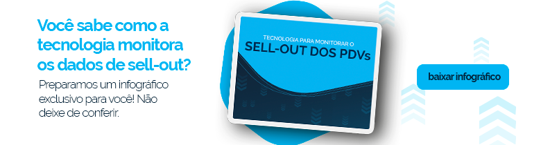 Tecnologia para analisar dados de sell-out