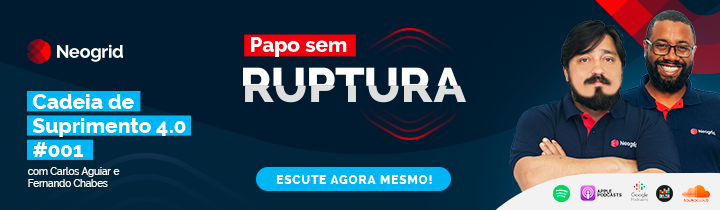 Podcast Papo sem ruptura - Supply Chain 4.0