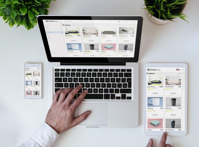 padrão de consumo e demanda do e-commerce