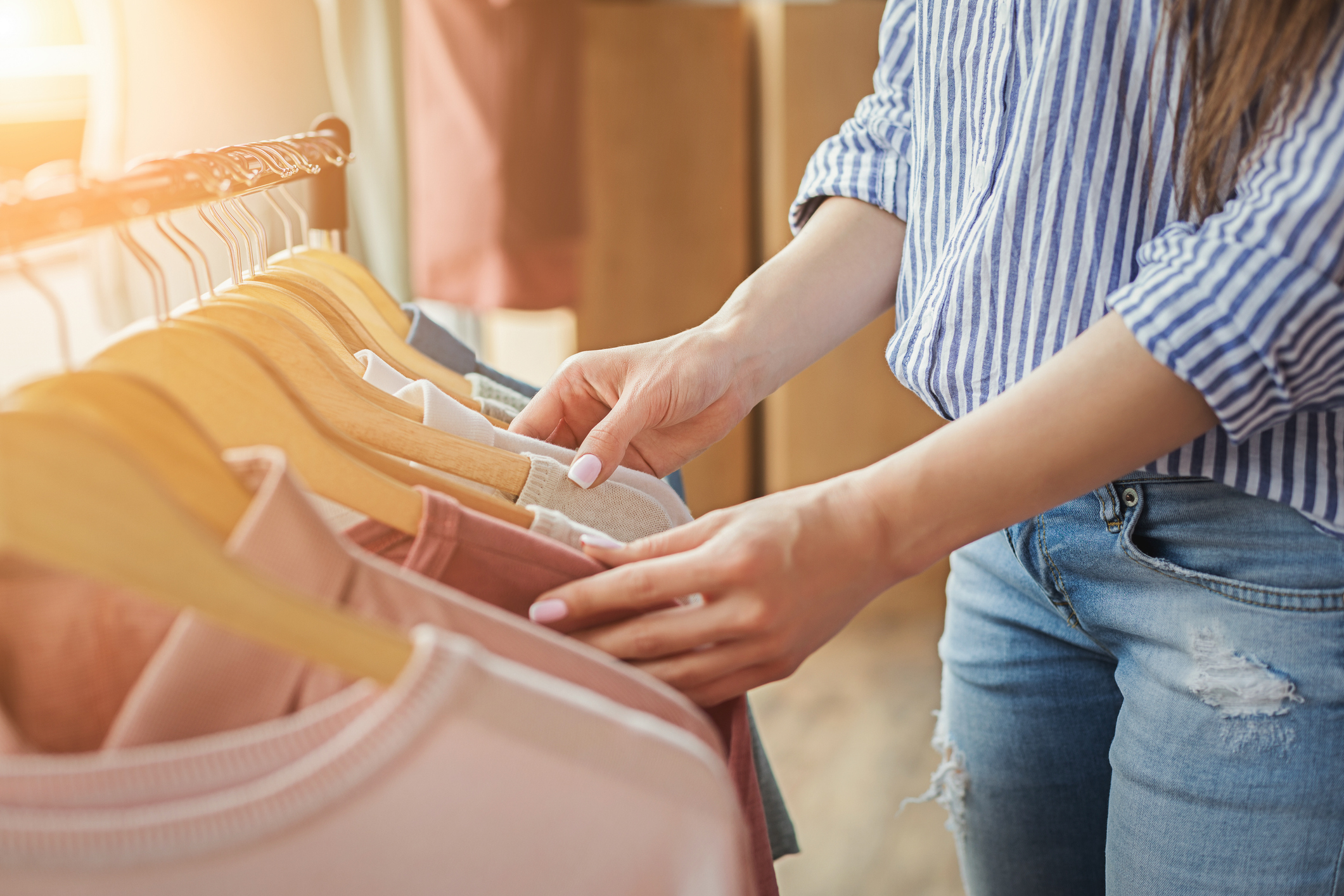 DDR: the technology to meet the demand of fashion consumers